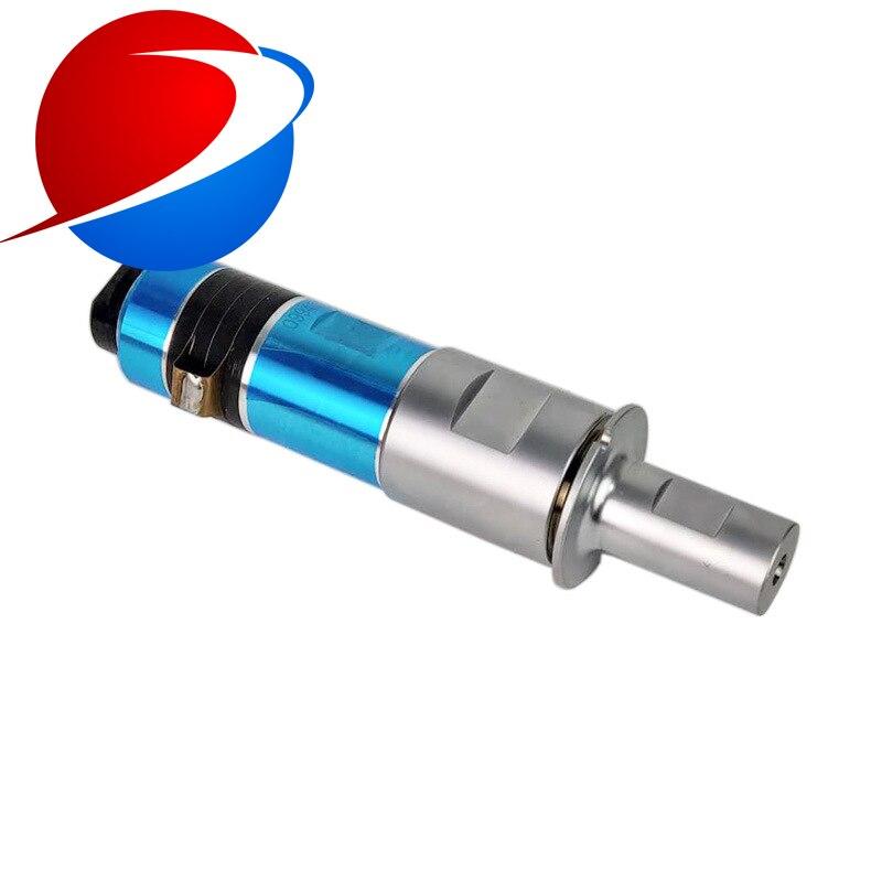 High Power Ultrasonic Welding Transducer 2000W/20khz Ultrasonic Welding Transducer With Booster
