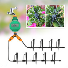20/30m Garden DIY Automatic Watering Micro Drip Irrigation S