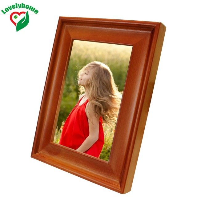 9 Sizes Walnut Wooden Frames High Quality Various Sizes Family ...