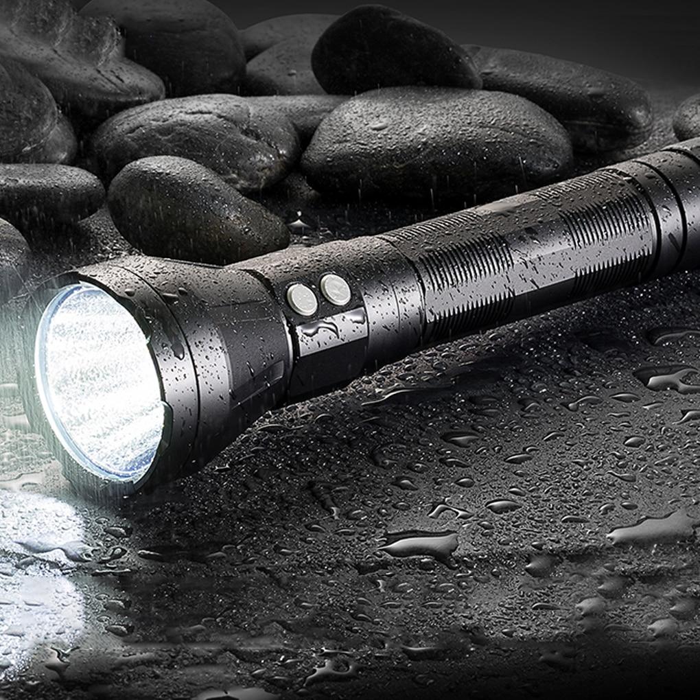 Jetbeam SSR50 XHP70.2 P2 1C LED 3650 Lumens Flashlight Daily EDC Torch Motive Rechargeable Power цена 2017