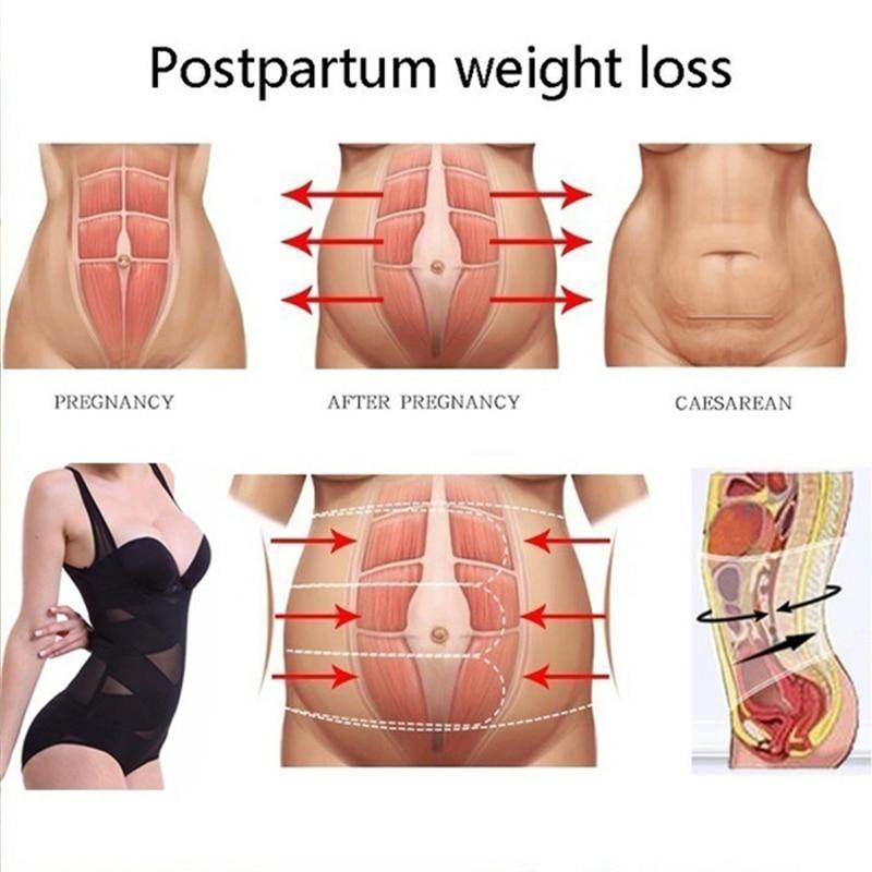 Strapless Tummy Control Body Shaper