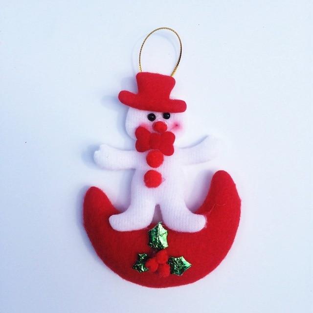 lotes de santa mueco de nieve decorativo ciervos de la navidad figurines muecas oso de