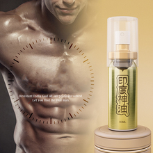 10ML Male Spray for men Delay External use Anti Premature Ejaculation Prolong Sex Time Penis Enhancer Sexual Adult Product