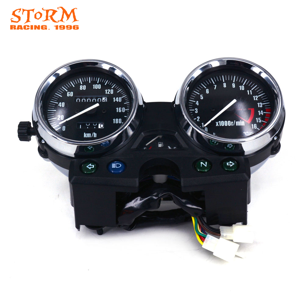 180 OEM Motorcycle Speedometer Tachometer Odometer Display Gauges For KAWASAKI ZRX400 ZRX750 ZRX1100 1994 1995 1996 1997-in Instruments from Automobiles & Motorcycles    1