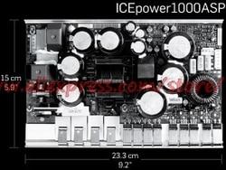 Плата усилителя мощности ICEpower 1000ASP ICEpower1000ASP