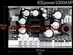 ICEpower 1000ASP bordo dell'amplificatore di potenza ICEpower1000ASP