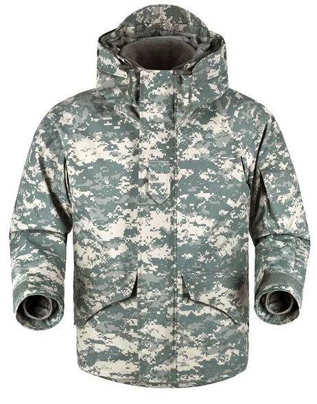 e5962c0b7 ACU DIGITAL US ARMY ECWCS style Jacket,Waterproof Windproof skiing jacket,winter  sports coat+free shipping