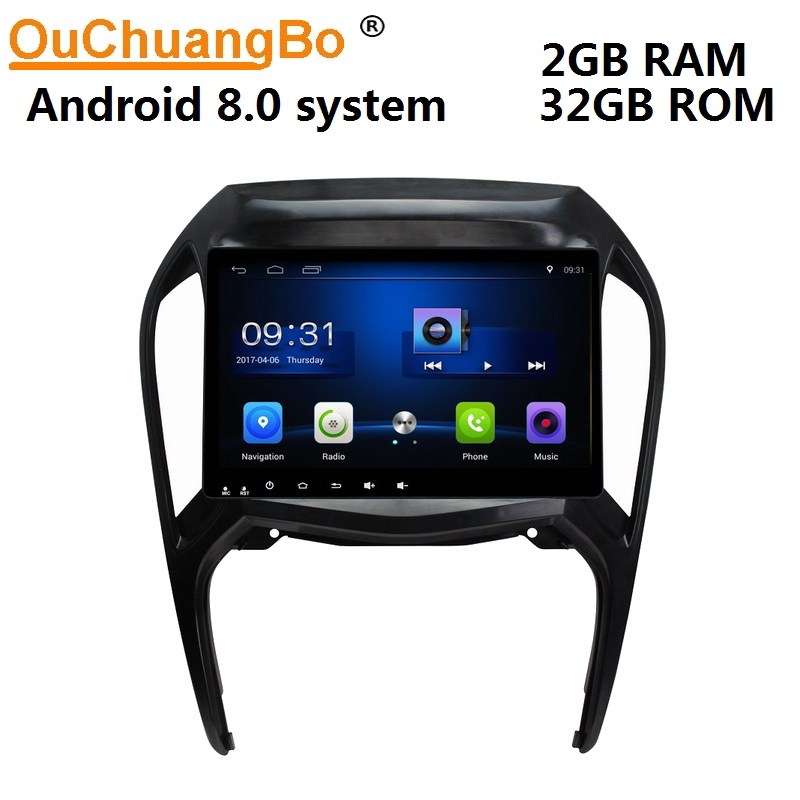 Ouchuangbo android 8.0 car audio radio gps navigation for Chery Arrizo 5 2016-2018 with mirror link 1080P video 2GB+32GBOuchuangbo android 8.0 car audio radio gps navigation for Chery Arrizo 5 2016-2018 with mirror link 1080P video 2GB+32GB