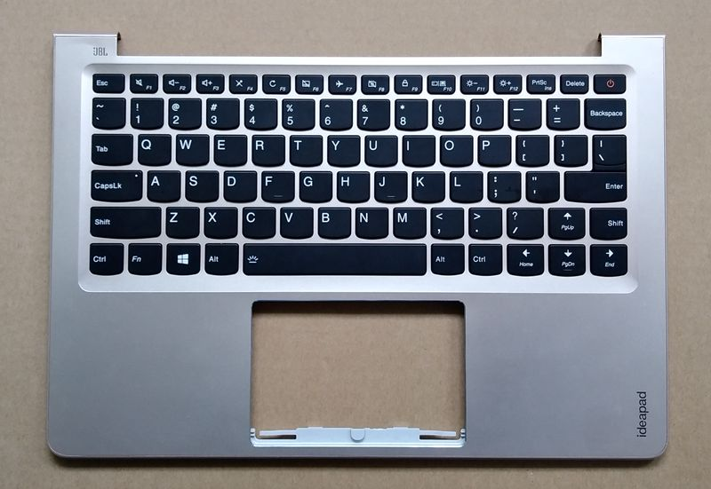 New Original For Lenovo AIR 13 710S Ideapad 710S-13ISK Palmrest Keyboard Upper Case