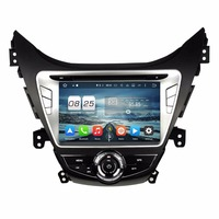2GB RAM Octa Core 8 Android 6 0 Car DVD Player For Hyundai Elantra Avante I35