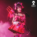 Yazawa Nico Cosplay Love Live! Lovelive School Idol Project Awakening Idolized Koakuma Little Devil Costume Without Pitchforks