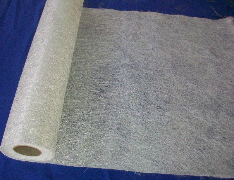 50gsm 1 5oz Glass Fiber Cloth Alkali Free Fiberglass