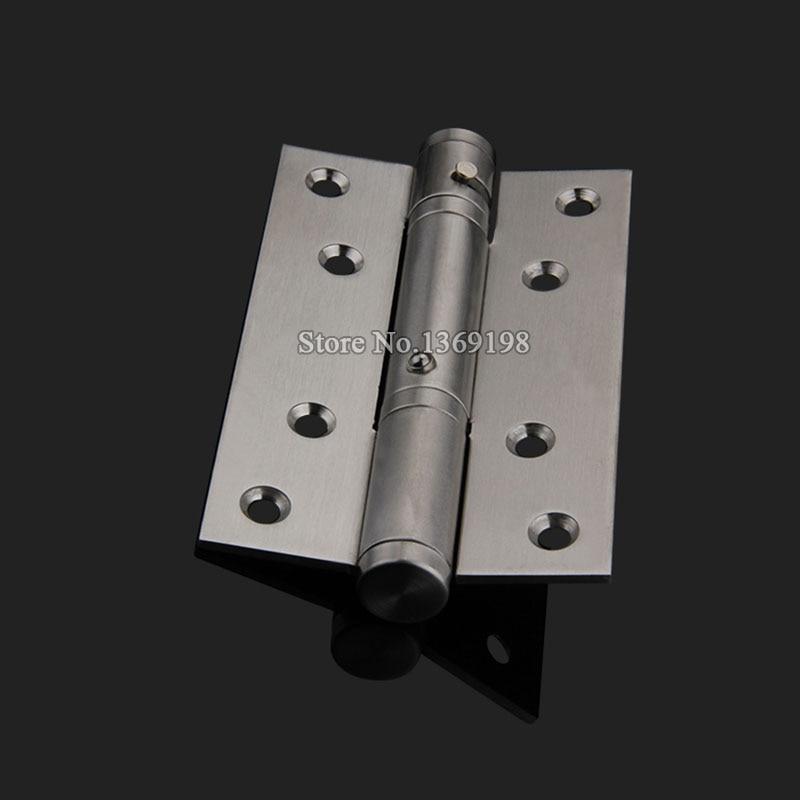 Aliexpress.com  Buy Top Quality 5  Stainless Steel Door Hinges Smoothly u0026 Quiet Bearing Door Hinges Invisible Door Hydraulic D&ing Hinges from Reliable ... & Aliexpress.com : Buy Top Quality 5