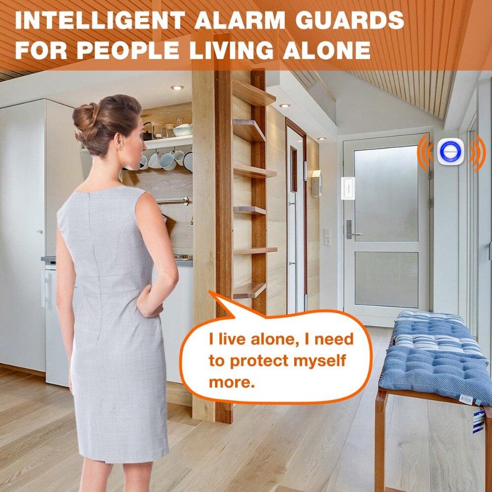 Koochuwah casa sistemas de alarme segurança em