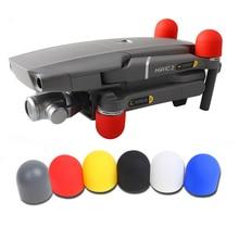 Sunnylife Mavic 2 Pro Xe Máy Nắp Silicone Bảo Vệ Bảo Vệ Bảo Vệ Chống Bụi Anticollision Động Cơ Bao Da Ốp Lưng Cho DJI Mavic pro