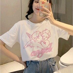 Angel Aesthetic Kawaii T Shirt