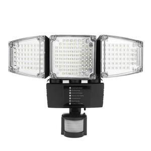 188 LED Solar Light Motion Sen