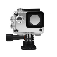 Professional ThiEYE IP68 Waterproof Housing Case Cover Mount For I60e Action Camera Underwater Dive Housing 60M