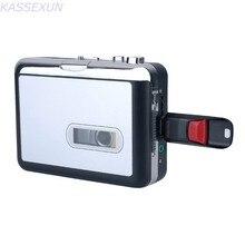 2017 nouvel enregistreur de cassette, convertir la cassette en mp3 dans le disque Flash USB, aucun pc requis, lecture, livraison gratuite