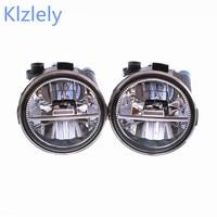 For NISSAN Murano Z51 Juke PATROL 3 III Y62 2006-2015 Car styling LED fog Lights high brightness fog lamps 1set