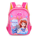 Children's Backpacks Cute Sofia Princess School Bags For Girls Boys Kindergarten School Backpacks Kids Satchel Mochila Escolar