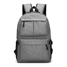 USB Unisex Design Travel Women Book Bags Backpack for School Men Casual Rucksack Oxford Canvas Laptop Fashion Man Backpacks цена в Москве и Питере
