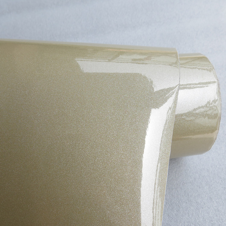 New Champagne Color Pearlescent Paint Waterproof High