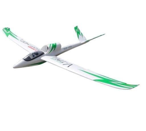 Explorateur 50mm EDF 1400mm v tail planeur EPO RC jet avion JA 12-in Avions télécommandés from Jeux et loisirs    3