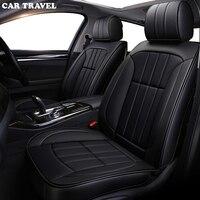 Универсальные чехлы для сидений автомобиля чехлы для форд фиеста ford ranger Fusion Focus 2 mk2 mondeo mk3 mk4 kuga авто аксессуары защитный чехол для сиденья ма