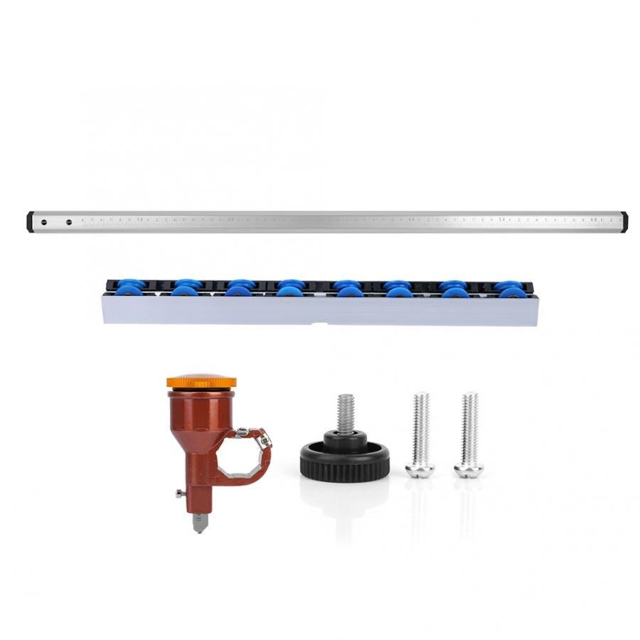 60cm Length T Type Push Glass Strip Cutter Tile Cutting Tool