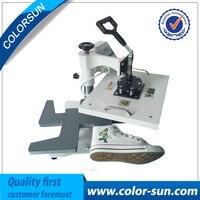 High quality 110V 220V heat press machine for shoes Heat Transfer Press Machine with digital control for DIY logo on shoes