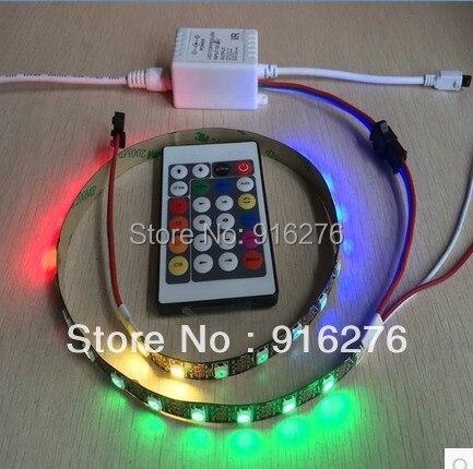 Նոր 24key IR RGB LED պիքսելային կարգավորիչ - Լուսավորության պարագաներ - Լուսանկար 2