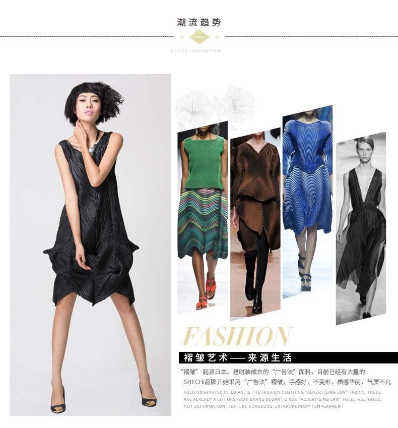 d4019d3623 LIVRAISON GRATUITE Mode De pliage petite robe noire sans manches col v robe  EN STOCK dans Robes de Mode Femme et Accessoires sur AliExpress.com    Alibaba ...