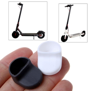 Applicable for Xiaomi M365 Outdoor Electric Scooter Accessories Rear Fender Hook After Pedal Fender Shield Silicone Cover Elect(China)