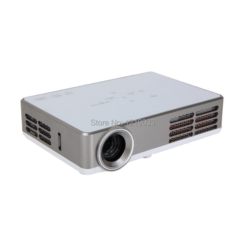 New dlp 5000lumens 3d multimedia projector wifi projector for Dlp micro projector