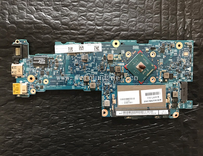 laptop Motherboard For 809557-501 809557-601 809557-001 X360 11-k N3700 system mainboard Fully Tested