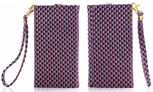Lady Hand Strap Synthetic font b Mobile b font font b Phone b font Leather Case