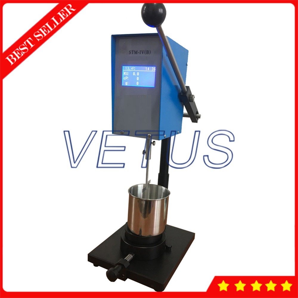 STM-IV(B) Portable Viscometer Price With High Quality And Accuracy Measurment