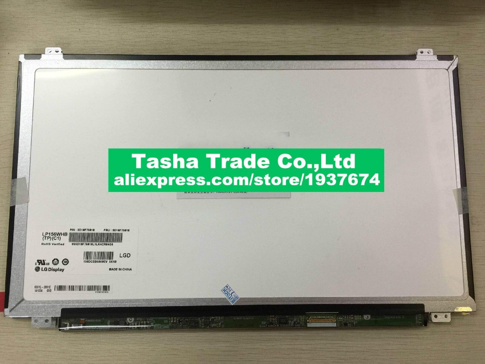 LP156WHB-TPC1 LP156WHB TPC1 Screen LCD Display Panel 1366*768 eDP 30pins NewLP156WHB-TPC1 LP156WHB TPC1 Screen LCD Display Panel 1366*768 eDP 30pins New