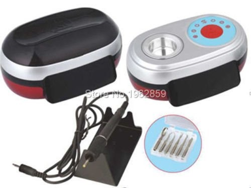 Free Shipping Dental lab 2 IN 1 Waxing Unit Wax Pot Analog Heater Melter Waxer Carving