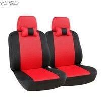 Car Wind Universal Car Seat Covers For Toyota Lada Kalina Granta Priora Renault Logan Kia Vw