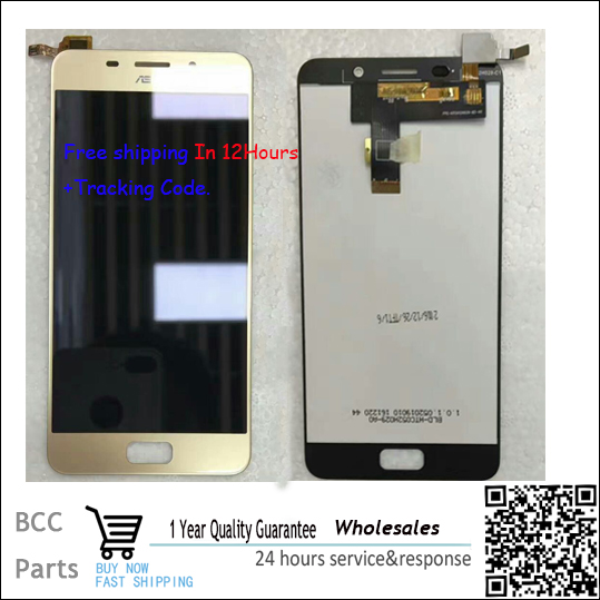 A+++ quality For 5.2 Asus ZenFone 3S Max ZC521TL X00GD LCD display+Touch screen Panel Digitizer in stock Free shipping