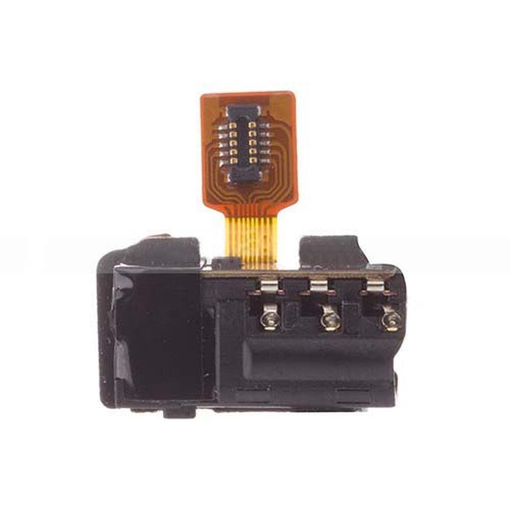 10pcs/lot Earphone Jack Flex Cable Ribbon Spare Part for Huawei P9 Lite