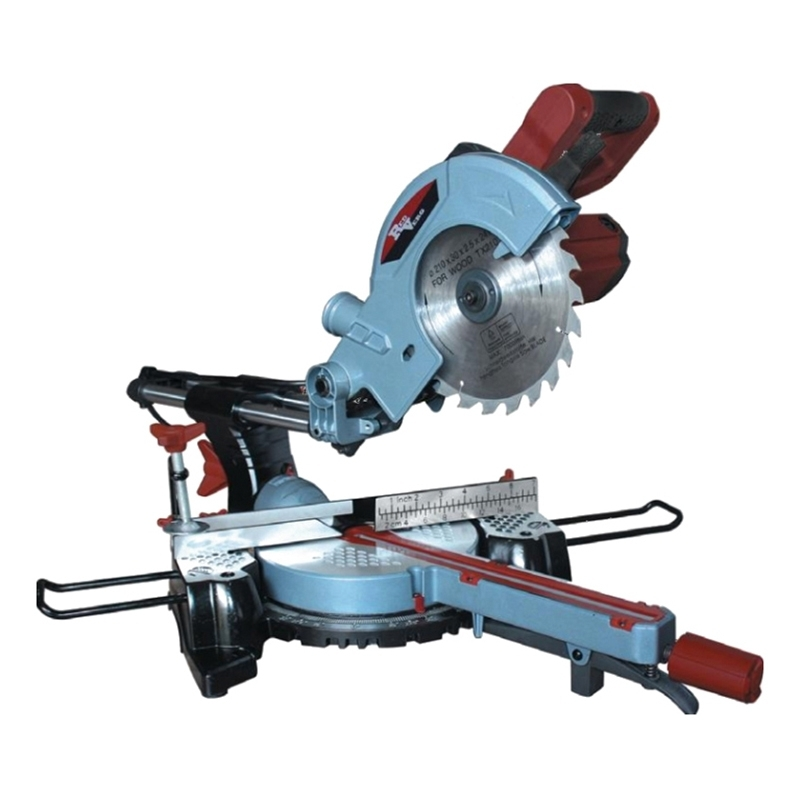 Saw торцовочная table RedVerg RD-MS255-2000S (protective sleeve, quick change disc) table circular saw redverg rd msu255 1200