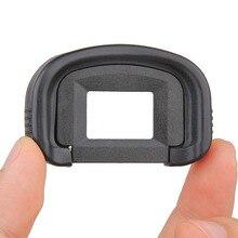EG kauçuk göz kupası Eyecup Canon EOS 1Ds Mark III 1D Mark IV 1DX II 1D Mark III 7D 7DII 5DIII 5D Mark IV 5DS 5DSr DSLR kamera