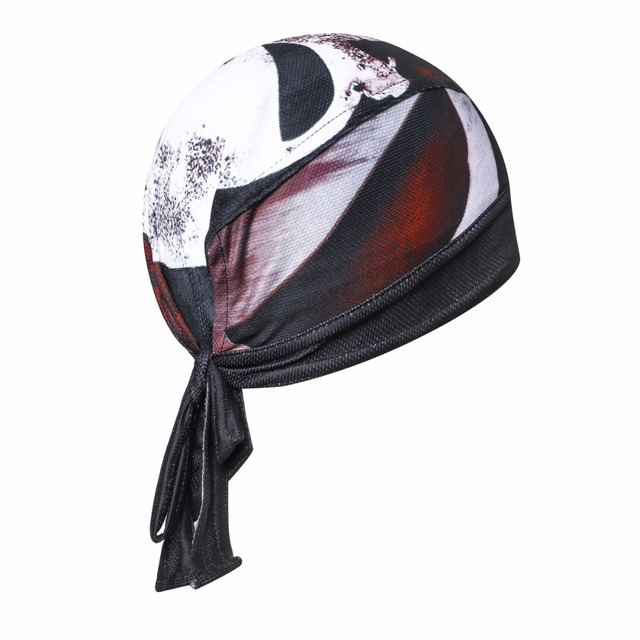 2018 bandana mountain bike hat cap girls mtb pirate scarf bicycle