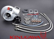 Kinugawa Billet Turbocharger 3″ Anti-Surge TD05H-18G 8cm T25 5 Bolt for NISSAN Silvia S13 SR20DET CA180DET