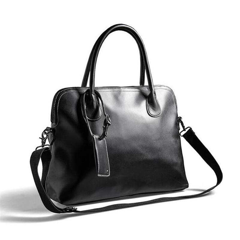 a4d77a8edb1e Роскошные Сумки Для мужчин Курьерские сумки известный бренд кожа  Повседневное Tote Сумки дизайнер Для женщин плечо сумка через плечо Винтаж