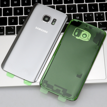 5 5'' For Galaxy S7 Edge G935F Battery Back Cover Glass