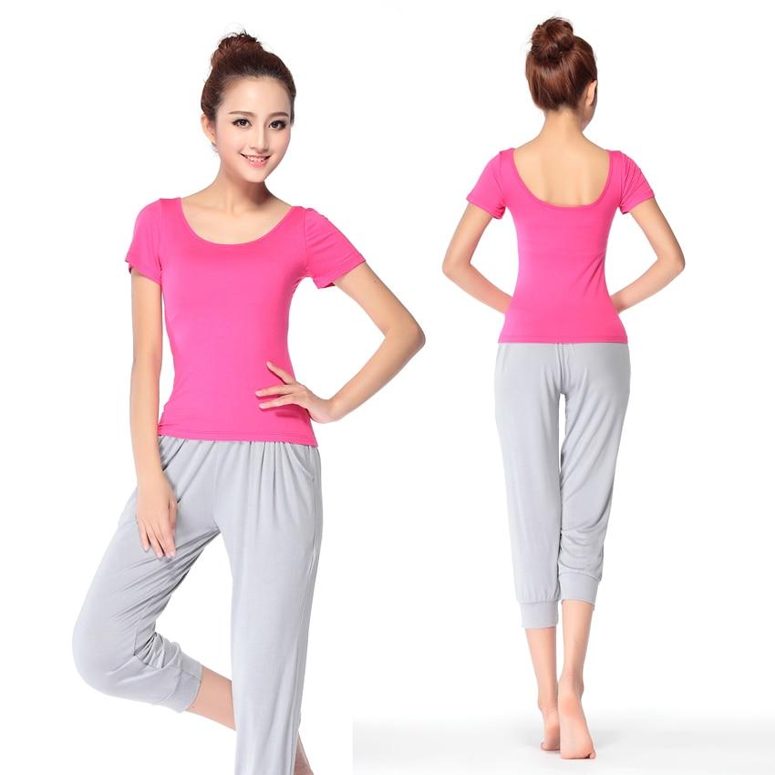 2018 Women Summer Tracksuit Sweatshirt Women Suit Short Sleeve Sweatshirts + Pants Femme
